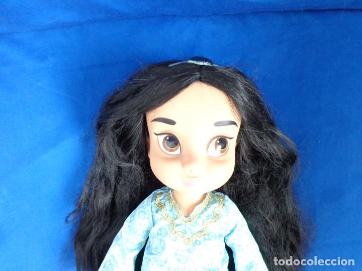 Muñecas Modernas: DISNEY - BONITA MUÑECA JASMINE DISNEY ANIMATORS MIDE UNOS 40 CM, VER FOTOS! SM - Foto 5 - 207560605
