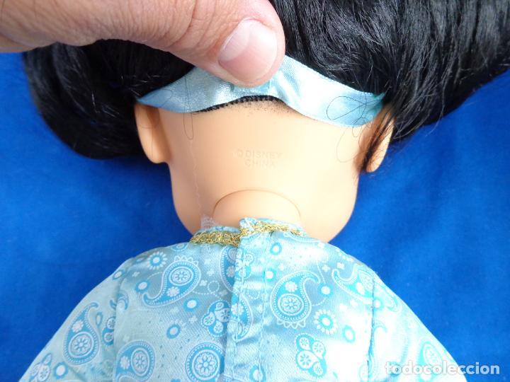 Muñecas Modernas: DISNEY - BONITA MUÑECA JASMINE DISNEY ANIMATORS MIDE UNOS 40 CM, VER FOTOS! SM - Foto 8 - 207560605