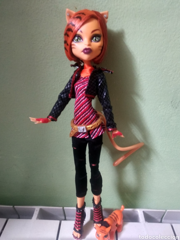 Muneca Monster High Toralei Buy Other Dolls At Todocoleccion 209029757
