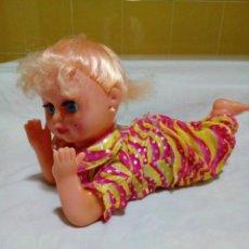 Muñecas Modernas: MUÑECA ACOSTADA. Lote 209104070