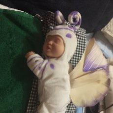 Muñecas Modernas: MUÑECO BABY BUNNIES BY ANNE GEDDES MARIPOSA. Lote 209171040