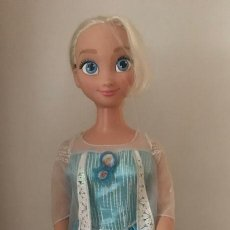 Muñecas Modernas: MUÑECA ELSA - DISNEY FROZEN - MY SIZE DOLL - 96,5 CMS.. Lote 209612505