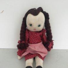Muñecas Modernas: MUÑECA DE TRAPO. Lote 209678410