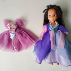 Muñecas Modernas: LADY TIRABUZONES DUQUESA RAVENWAVES Y VESTIDO. Lote 209827816