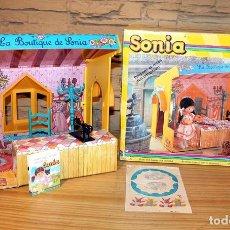 Muñecas Modernas: LA BOUTIQUE DE SONIA - NUEVA Y EN SU CAJA ORIGINAL - DELAVENNAT - FRANCIA. Lote 209869177