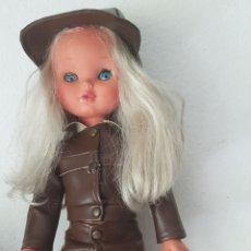Muñecas Modernas: LINDA Y ANTIGUA MUÑECA DE LA MARCA FURGA. Lote 211735231