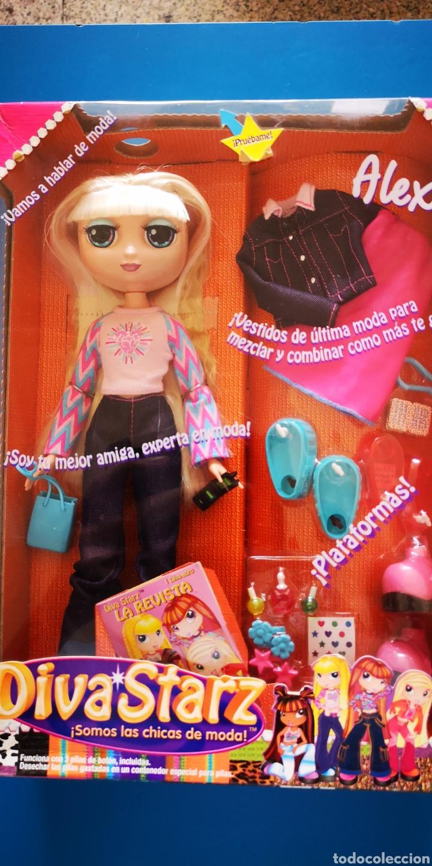 Muñecas Modernas: Diva starz Alexa por estrenar - Foto 2 - 211816148