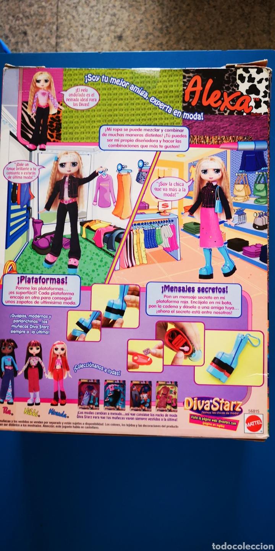 Muñecas Modernas: Diva starz Alexa por estrenar - Foto 3 - 211816148