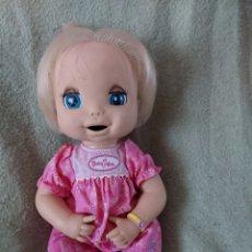 Muñecas Modernas: MUÑECA BABY ALIVE HASBRO. Lote 212186588