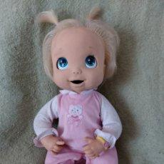 Muñecas Modernas: MUÑECA BABY ALIVE HASBRO. Lote 212187685