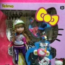 "Muñecas Modernas: MUÑECA HELLO KITTY ""TELMA TROUSSEAU SPORT"" -DE COLECCION-FAMOSA. Lote 212876721"