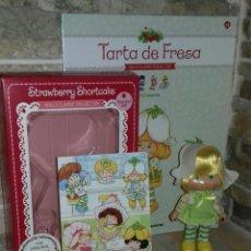 Muñecas Modernas: MUÑECA TARTA DE FRESA TULIMENTA / STRAWBERRY SHORTCAKE. Lote 214142846