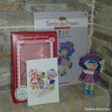 Bambole Moderne: MUÑECA TARTA DE FRESA PLUM PUDDIN PARTY PLEASER / STRAWBERRY SHORTCAKE. Lote 214306578