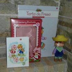 Muñecas Modernas: MUÑECA TARTA DE FRESA CARAMELO TONY MERMELADA / STRAWBERRY SHORTCAKE.. Lote 214307892