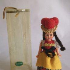 Muñecas Modernas: ANTIGUA MUÑECA TRADICIONAL SELVA NEGRA ALEMANIA. Lote 214940327