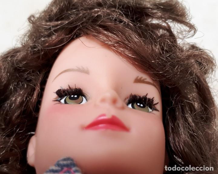 Muñecas Modernas: MUÑECA BETTY TEEN DE TONG MORENA CON ROPA DE BARBIE - Foto 6 - 215207062