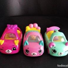 Muñecas Modernas: CUTIE CARS - 2019 MCDONALDS. Lote 218018778