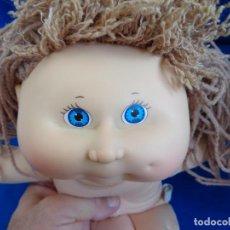 Muñecas Modernas: CABBAGE - MUÑECA CABBAGE PATCH KIDS REPOLLO AÑO 1991 VER FOTOS! SM. Lote 218528946