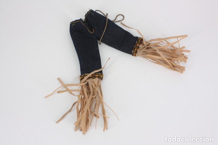 Muñecas Modernas: Pantalón vaquero con flecos original Bratz - MGA - Foto 2 - 219138367