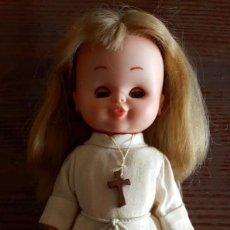 Muñecas Modernas: ANTIGÜA MUÑECA RELIGIOSA. Lote 219858466
