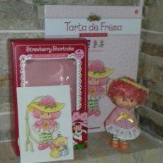 Muñecas Modernas: MUÑECA TARTA DE FRESA FLOR DE MELOCOTÓN / STRAWBERRY SHORTCAKE. Lote 220587366