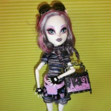 Muñecas Modernas: MUNECA MONSTER HIGH TWYLA. Lote 221614593