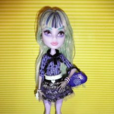 Muñecas Modernas: MUNECA MONSTER HIGH TWYLA. Lote 221615052