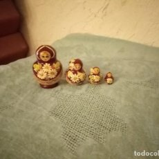 Muñecas Modernas: BONITA MUÑECA MATRIOSKA. Lote 221619205