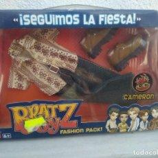 Muñecas Modernas: BLISTER ROPA MUÑECO BRATZ. Lote 221922110