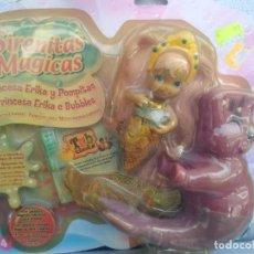 Muñecas Modernas: BLISTER MUÑECA SIRENITAS MAGICAS DE HASBRO. Lote 221927261