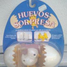 Muñecas Modernas: BLISTER POLLITO, HUEVOS SORPRESA 1990 GIOCHI PREZIOSI. Lote 221929636