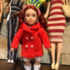 Muñecas Modernas: MUÑECA LORI BATTAT ORIGINAL 15 CM. Lote 222618101