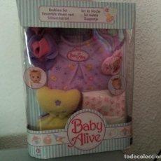 Muñecas Modernas: SET DE NOCHE BABY ALIVE HASBRO - NUEVO A ESTRENAR. Lote 222817193