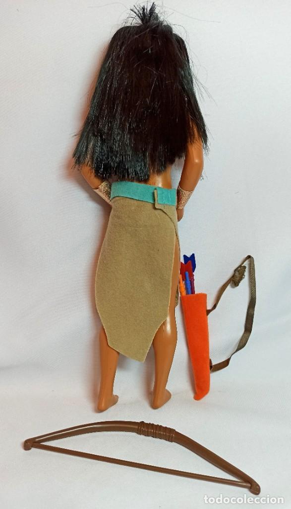 Muñecas Modernas: Muñeco Coleccion Disney Nº59 Kocoum de la pelicula Pocahontas,sun colors - Foto 6 - 223520005