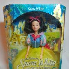 Muñecas Modernas: MUÑECO COLECCION DISNEY Nº71 MUÑECA SNOW WHITE WALT DISNEY (BLANCANIEVES). Lote 223522217