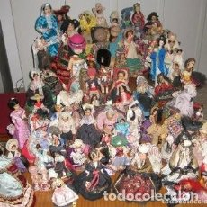 Muñecas Modernas: LOTE DE MUÑECAS DEL MUNDO. Lote 223968683