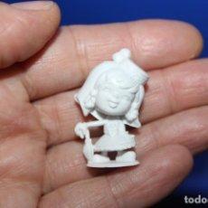 Bonecas Modernas: MUY PEQUENITA MUÑECA PLÁSTICO - FABRICACIÓN PORTUGUESA RAJÁ - MINHOTA DE MINHO - AÑOS 60. Lote 223996332