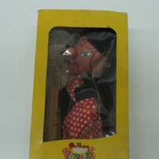 Muñecas Modernas: MARIONETA INGLESA CON CAJA ORIGINAL .. Lote 224823805