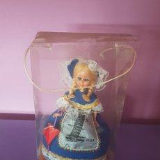 Muñecas Modernas: MUÑECA ANTIGUA DE PISA, ITALIA DE LOS AÑOS 60/70. Lote 228069580