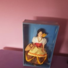 Muñecas Modernas: MUÑECA ANTIGUA DE PUGLIE - ITALIA DE LOS AÑOS 60/70. Lote 228070320