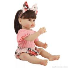 Muñecas Modernas: MUÑECAS REBORN SILICONA. Lote 228948935
