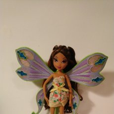 Bambole Moderne: WINX CLUB LAYLA SING AND SPARKE. Lote 229247035