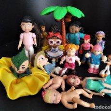 Muñecas Modernas: MUÑECAS, SUPER LOTE DE 15 MUÑECAS MODERNAS.... Lote 234282880