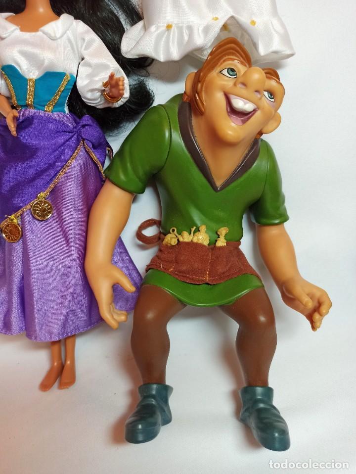 Muñecas Modernas: Muñeca Esmeralda,Jorobado de Notre Dam y vestido Esmeralda de Disney - Foto 3 - 234563085