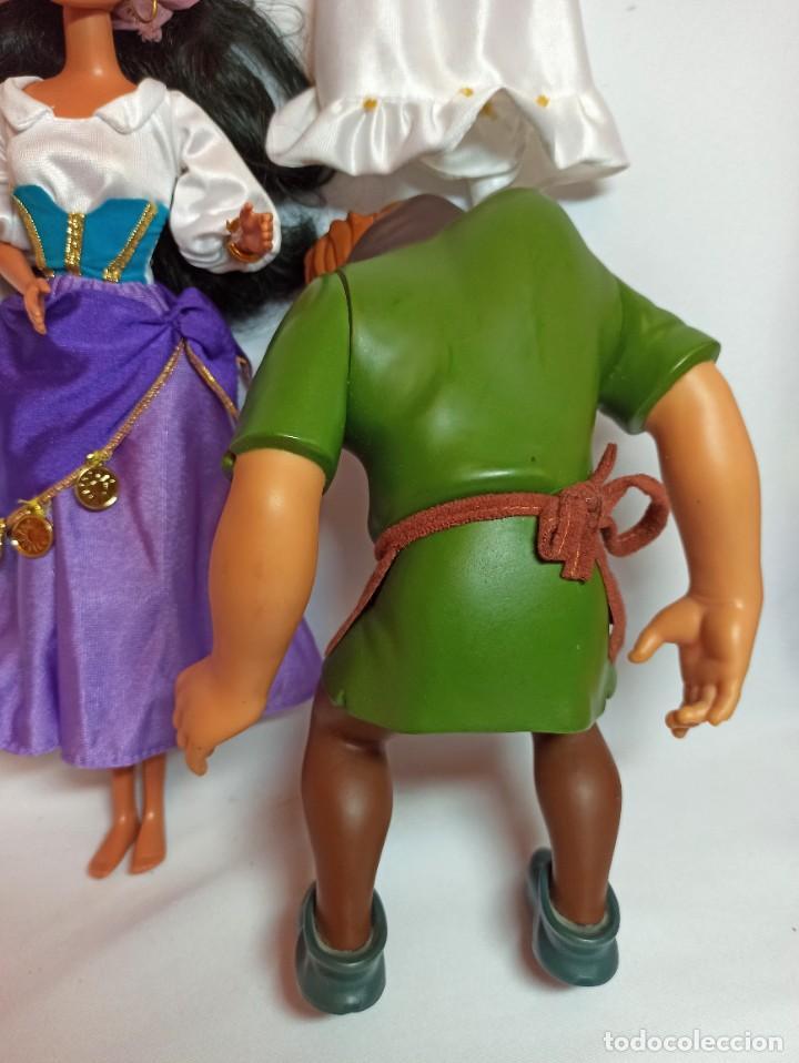 Muñecas Modernas: Muñeca Esmeralda,Jorobado de Notre Dam y vestido Esmeralda de Disney - Foto 5 - 234563085