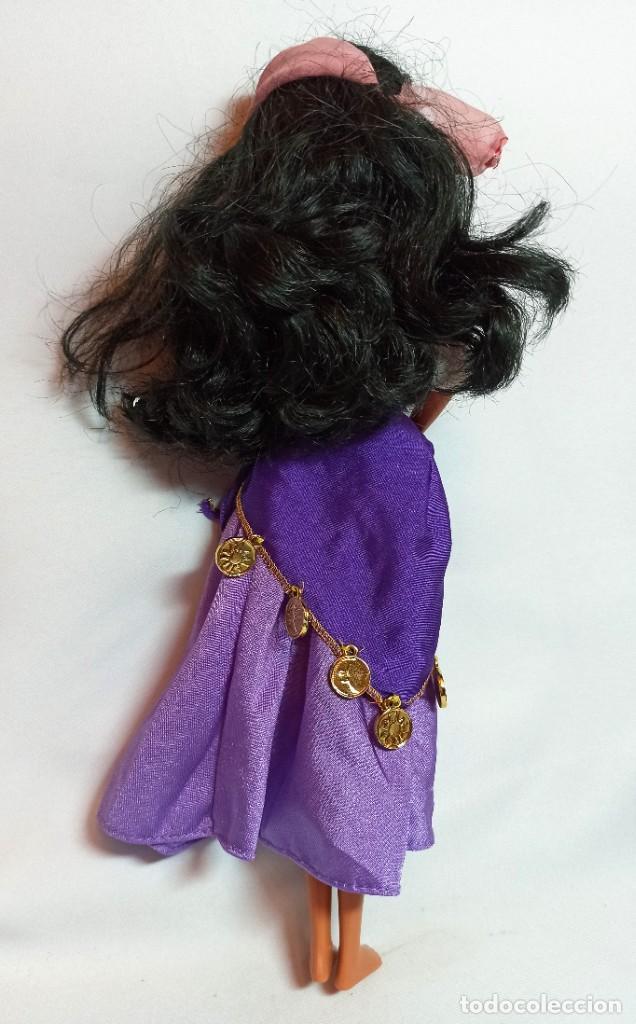 Muñecas Modernas: Muñeca Esmeralda,Jorobado de Notre Dam y vestido Esmeralda de Disney - Foto 8 - 234563085