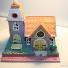 Muñecas Modernas: POLLY POCKET WEDDING CHAPEL - 1993. Lote 236226395