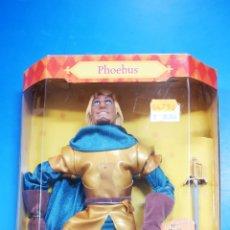 Muñecas Modernas: EL JOROBADO DE NOTREDAM PHOEBUS A ESTRENAR DE MATTEL. Lote 237020690