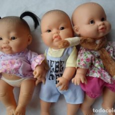 Muñecas Modernas: MUÑECA PAOLA REINA 22 CM - LOS PEQUES DE PAOLA. Lote 239441730