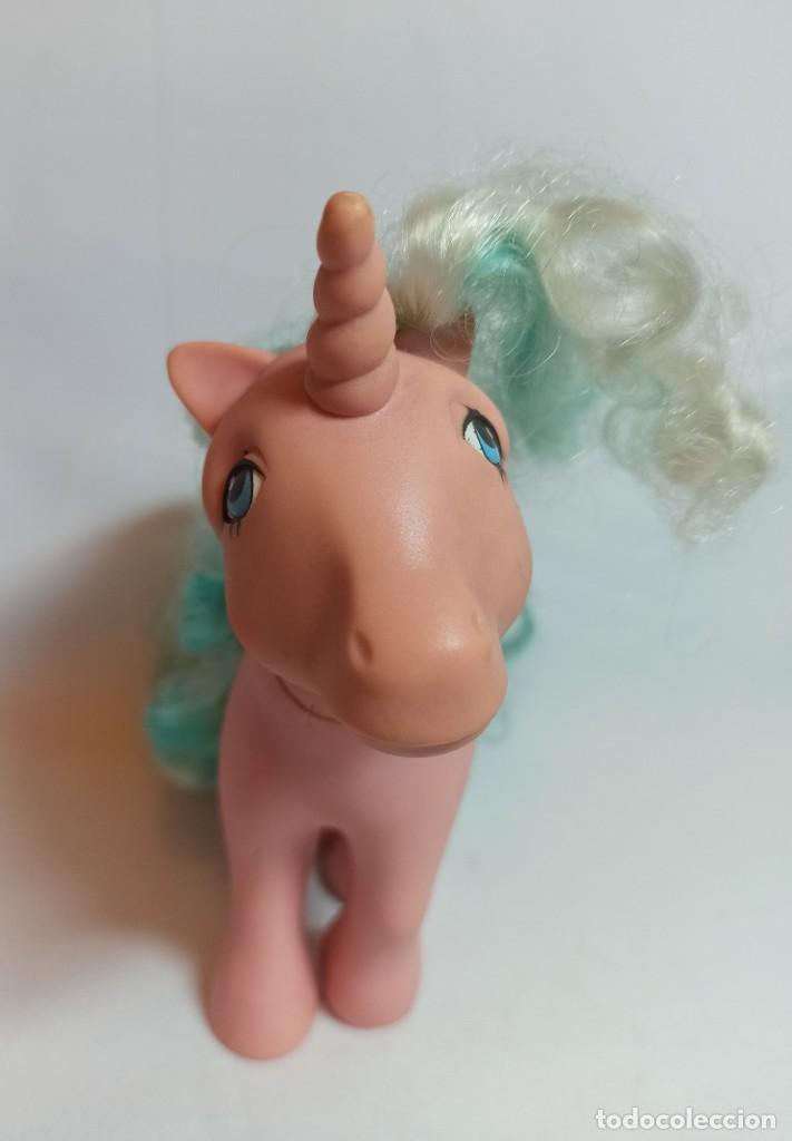 Muñecas Modernas: Muñecos My little Ponny de Hasbro G-1 Sugar Sweet Candy Cane 1983 PAT PEND - Foto 3 - 240339165